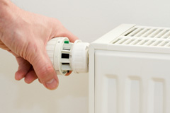 Darnick central heating installation costs