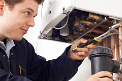 only use certified Darnick heating engineers for repair work